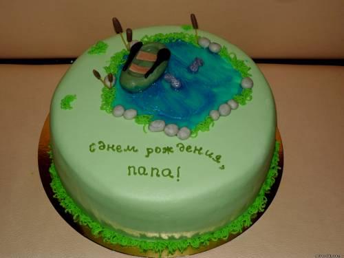 Торт для папы своими руками фото