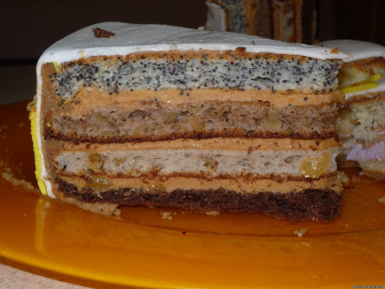 Торт шварцвальд рецепт все буде добре